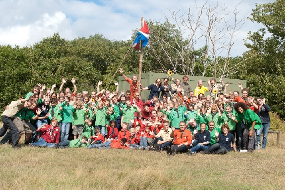 95e jubileumjaar van start met Groepsweekend