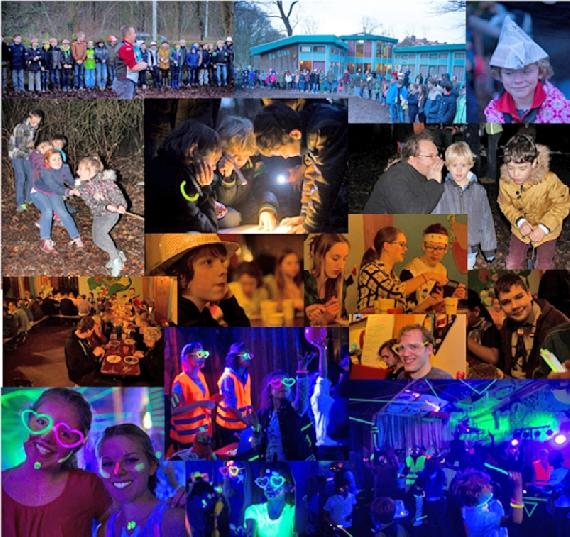 Nieuwjaarsopkomst: glow, glow glow!