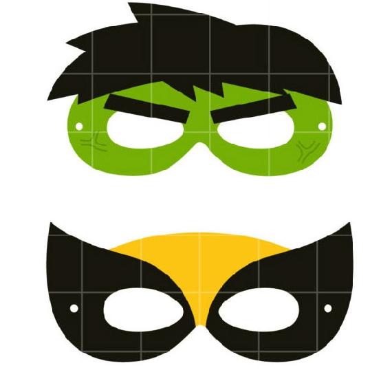 GroepsBBQ - Print jouw masker
