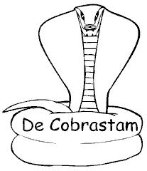 Nieuws vanuit de Cobrastam